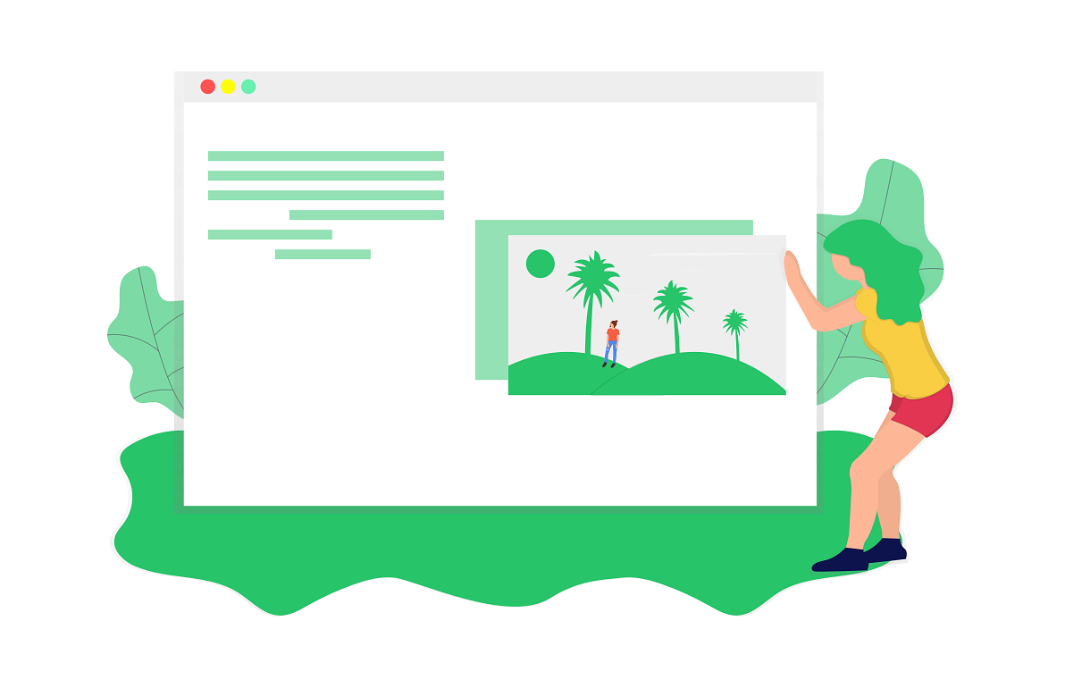 Lending Support to Landing Pages