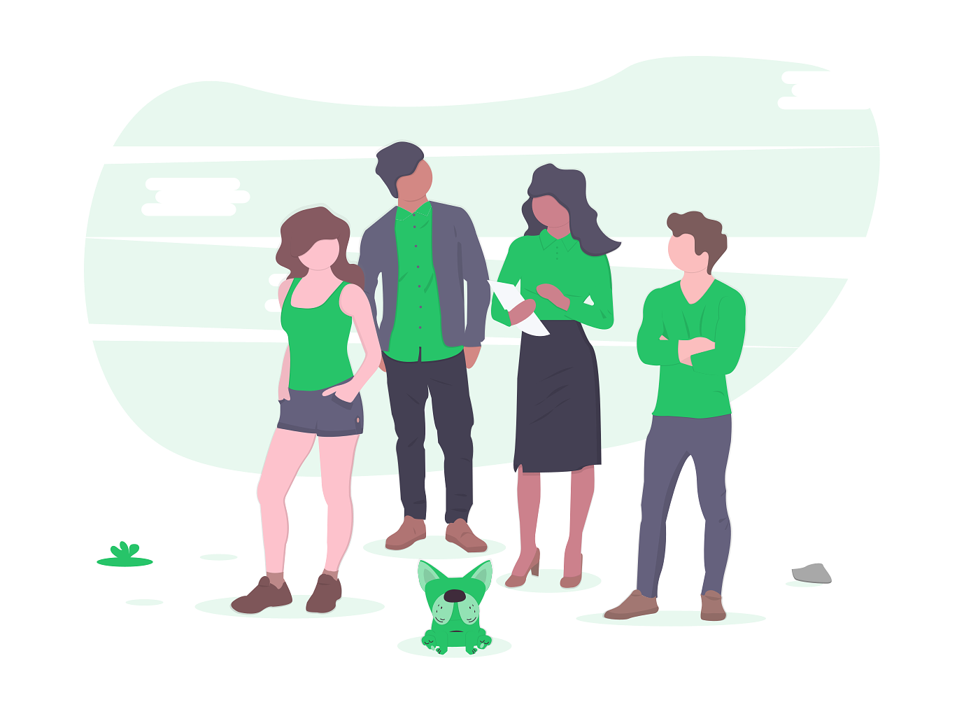 Teamwork Makes the Dream Work: Complimenting FAQs with Live Support